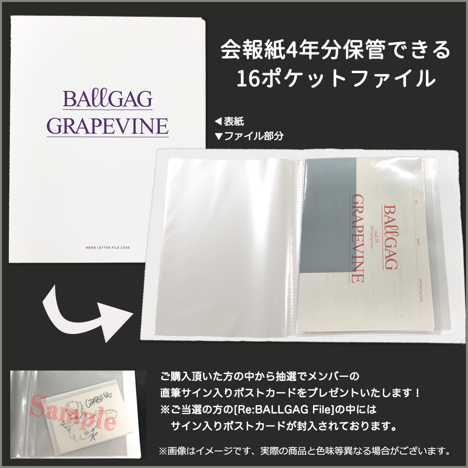 Re:BALLGAG File